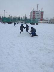 ŠKD Hry v snehu