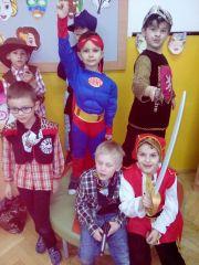 ŠKD karneval